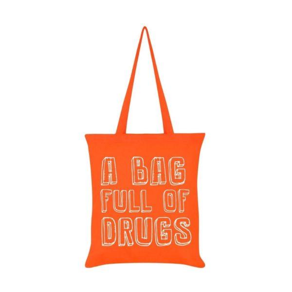 Bag Full of Drugs Tote Bag