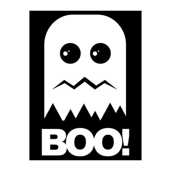 Boo Ghost Tote Bag