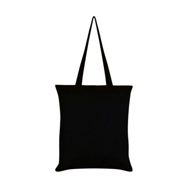 Boo Ghost Tote Bag Back