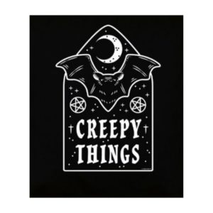 Creepy Things Tote Bag 2