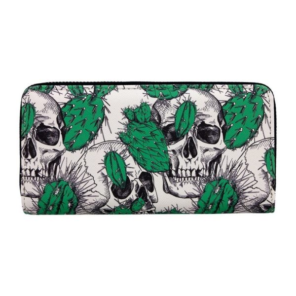 Evil Thrill Wallet Back