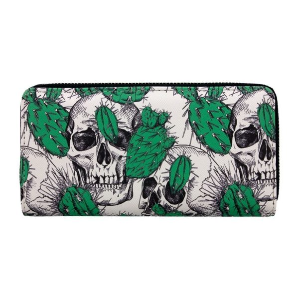 Evil Thrill Wallet Front