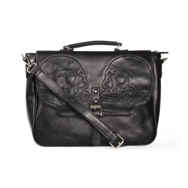 Fire Armour Shoulder Bag Front