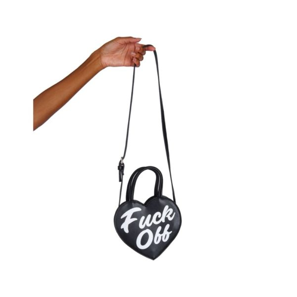 Fuck Off Shoulder Bag 4