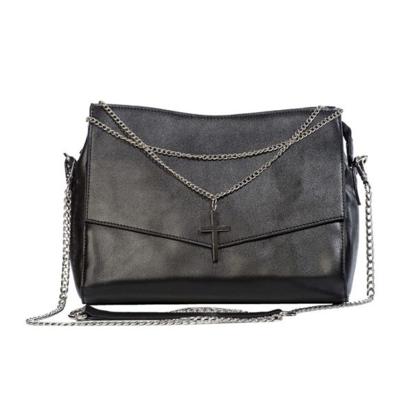 Nether Lash Shoulder Bag Front