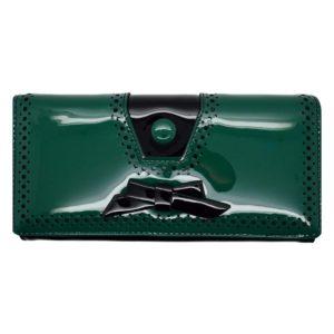 Rosemarys Wallet Green Front
