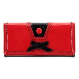 Rosemarys Wallet Red Front