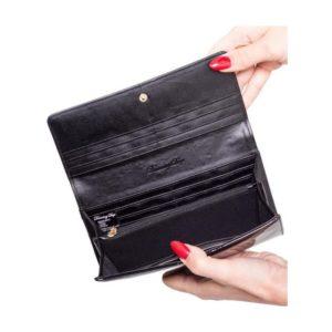 Rosemarys Wallet Red Inside