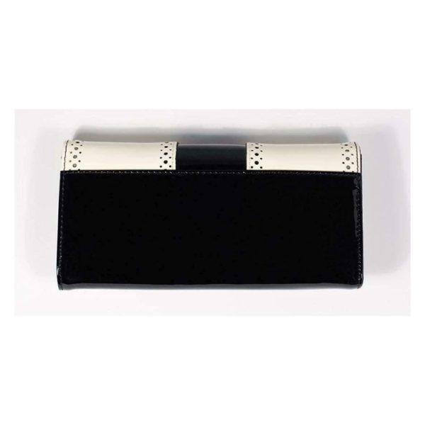 Rosemarys Wallet White Back