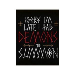 Summon Demons Tote Bag