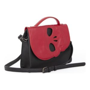 Tenebris Red Shoulder Bag 1