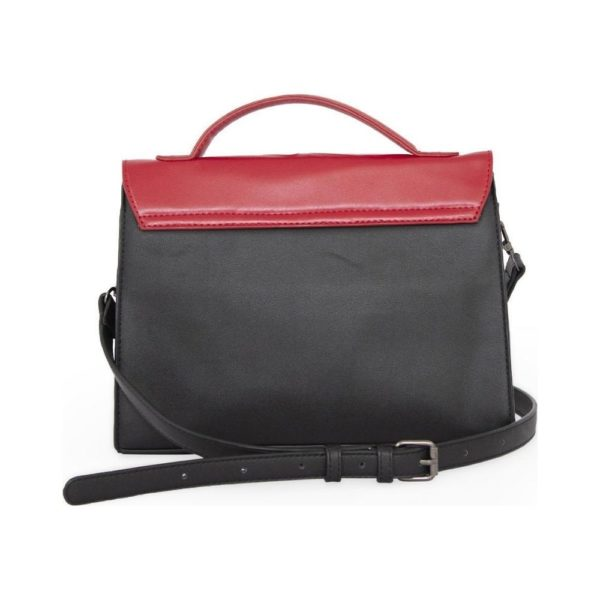 Tenebris Red Shoulder Bag 2