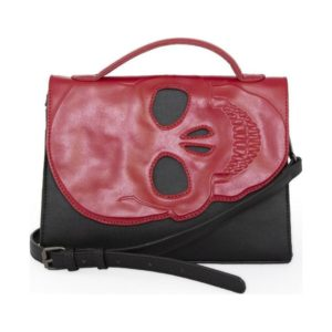Tenebris Red Shoulder Bag
