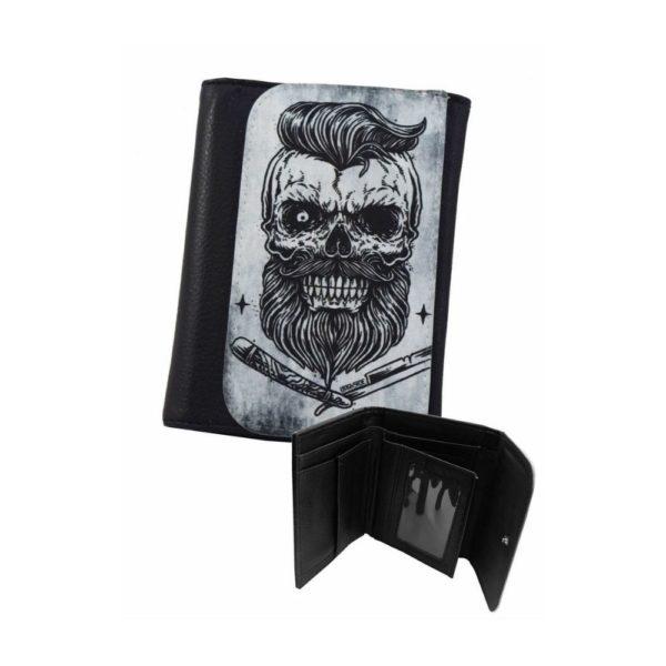 Bearded Skull Wallet