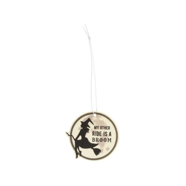 Broomstick Air Freshener 2