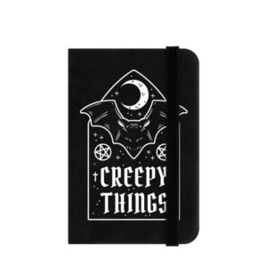 Creepy Things Notebook