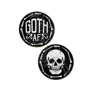 Goth AF Coaster Set 1