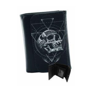 Inked Skull Wallet