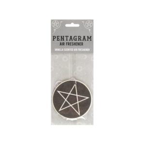 Pentagram Air Freshener 1