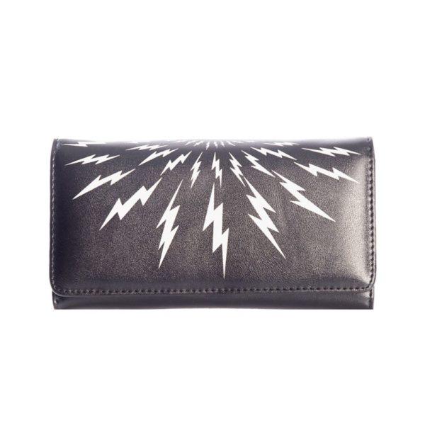 Thunderbolt Wallet Front