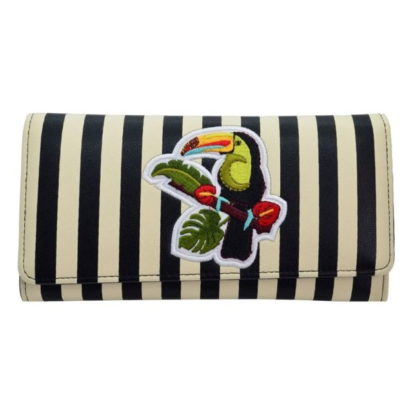 Toucan Wallet Front