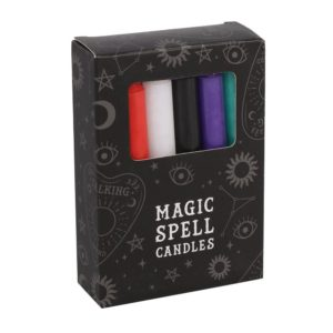 Mixed Magic Spell Candles