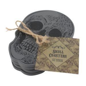 Skull Coasters 2