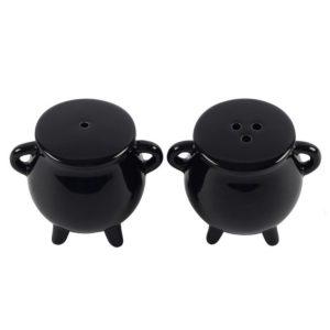 Cauldron Salt Pepper Set 1